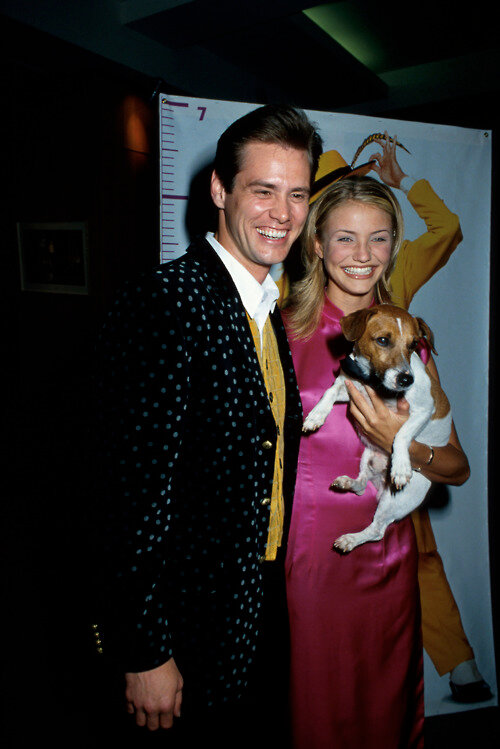 Jim Carrey;Cameron Diaz