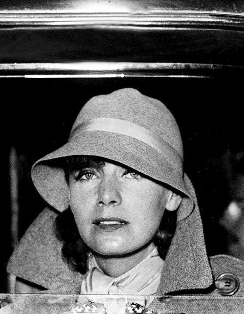 Greta Garbo, 1949, 8 years after retiring from the movies.jpg