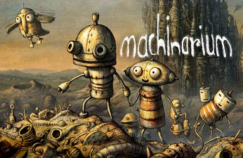 Машинариум | Machinarium (Rus)
