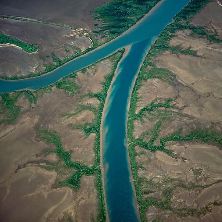 14. Река Орд, Австралия