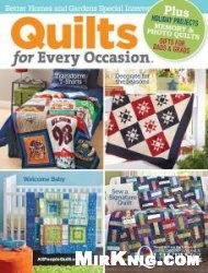 Журнал Quilts Occasion - Issue Better Homes  2015