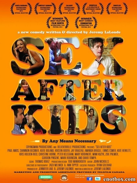 Секс после детей / Sex After Kids (2013/WEB-DL/WEB-DLRip)