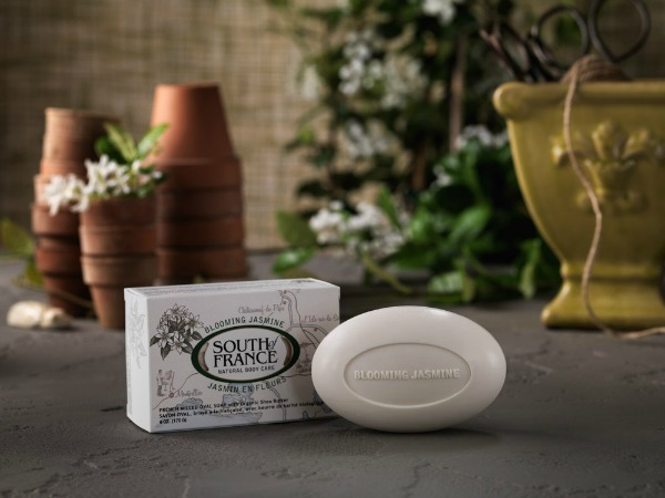 натуральное мыло South of France, Blooming Jasmine Oval Soap