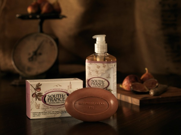 натуральное мыло South of France, Mediterranean Fig Oval Soap