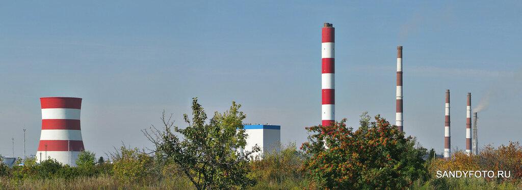 Строительство нового энергоблока на Троицкой ГРЭС (05-09-2015)