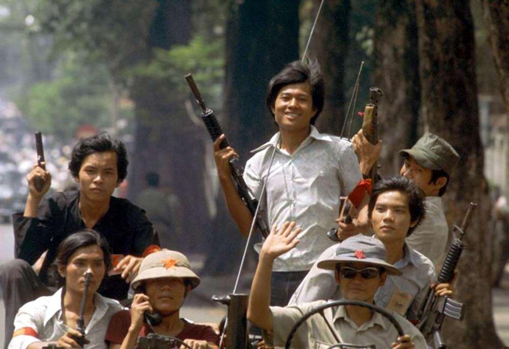 Освобождение Сайгона: как это было! К 40-летию со Дня Победы Вьетнама (США) (46)