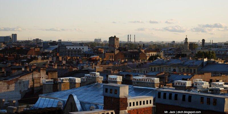 Крыша СПб