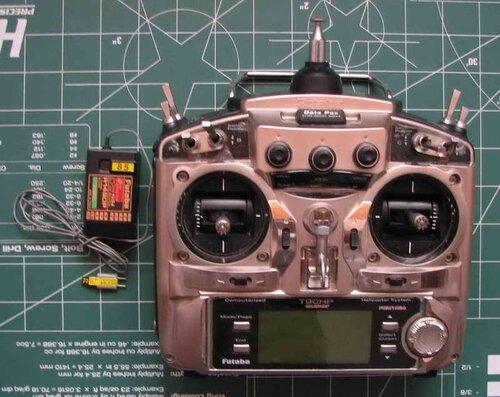 инструкция Futaba T9cp img-1