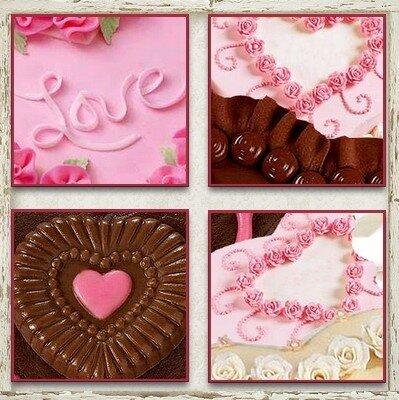 Пироги к Дню Святого Валентина