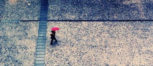 Дождь... Город номер четыре