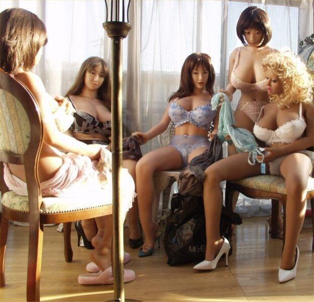 Самаи харошаи и дрогая кукла для секс и для мушина фото 691-612