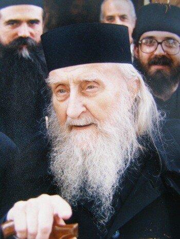 Блаженный старец архимандрит   Софроний (Сахаров)