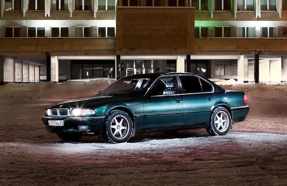 BMW E38 Club - Диски на BMW E38