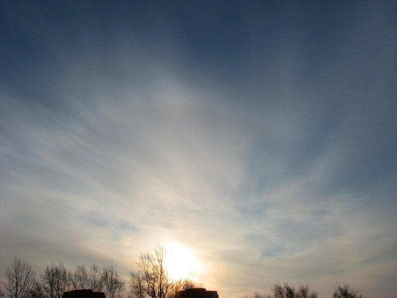 Гало 12.02.2011 8:48