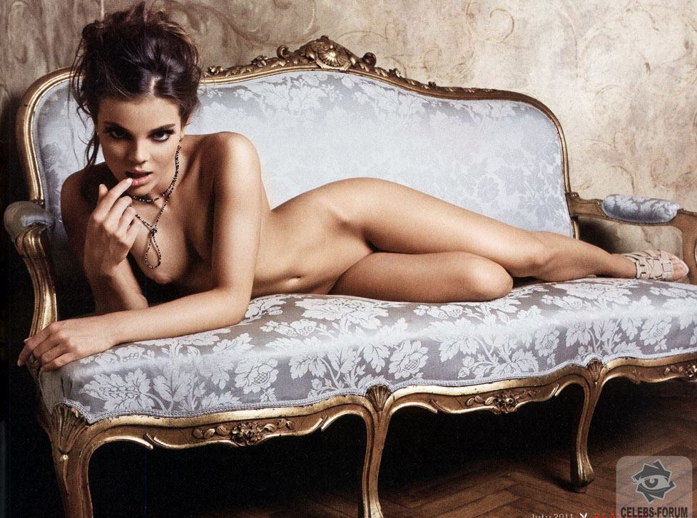 Луиза Груневич / Luiza Hryniewicz in Playboy Poland february 2011