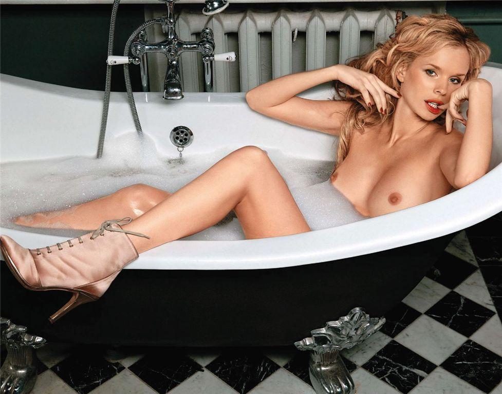 эротическая модель Ольга Курбатова / Olga Kurbatova, фотограф Vsevolods Murovjovs
