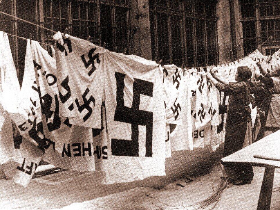 Nazi Laundry,1935