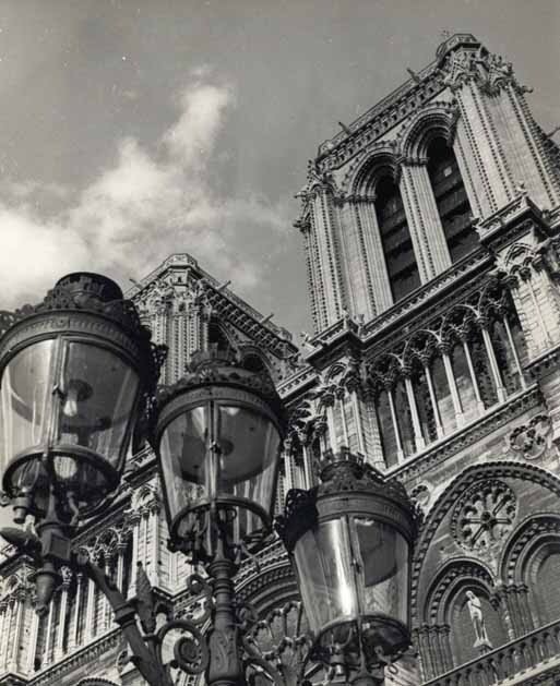 French street photographer Pierre Parente
