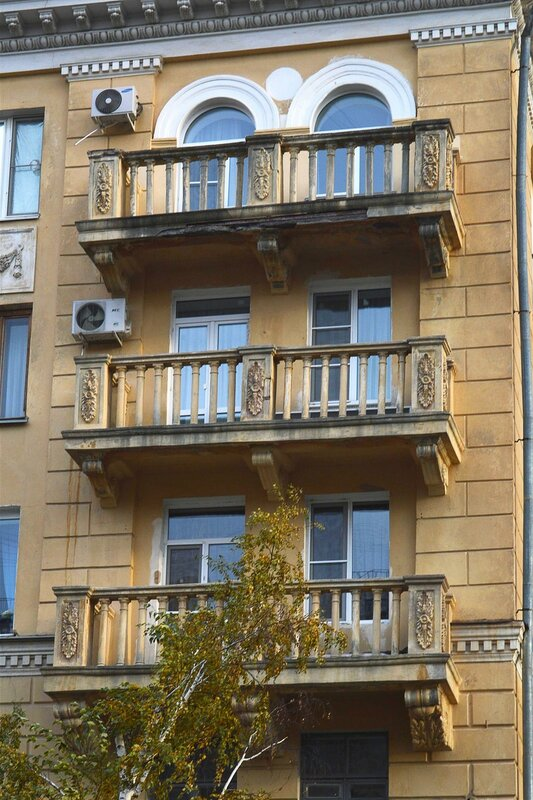 Волгоградские балконы