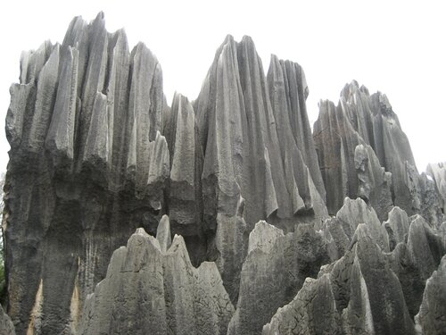 Yunnan's Stone Forest Scenic Area