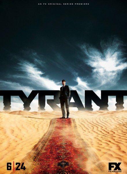 Тиран / Tyrant (1сезон/2014/WEB-DLRip / WEBDL 720p)