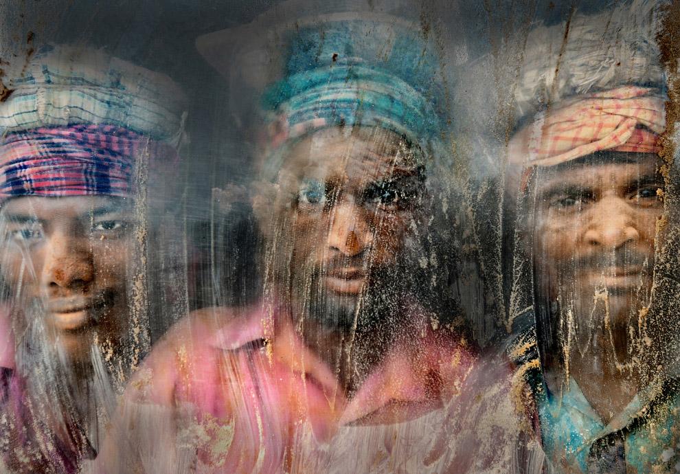 18. Третье место. Гончары в Западной Бенгалии, Индия. (Фото Pranab Basak):