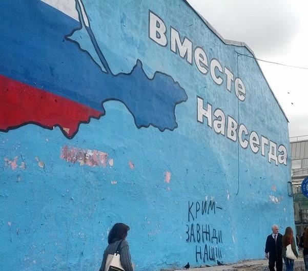 Крым и Россия: вместе навсегда