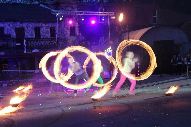 Карнавал огня 2014