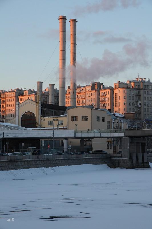 ГЭС № 2 ОАО «Мосэнерго»