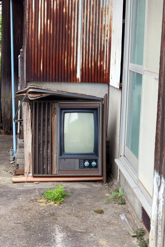 японский телевизор