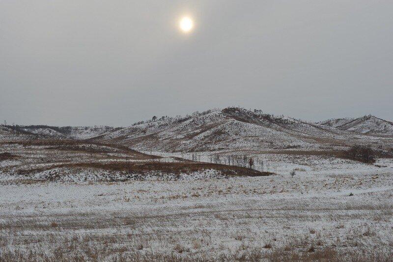 Зима в Приамурье