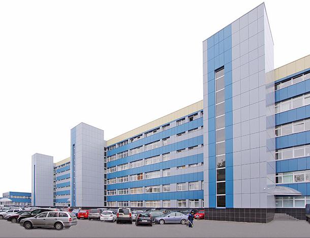 Бизнес Центр Аннино Плаза имеет обособленную территорию, в здании 6 этажей.