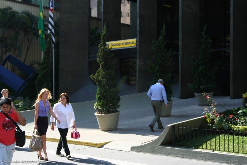 Універсальний дизайн на вулицях Бразилії
