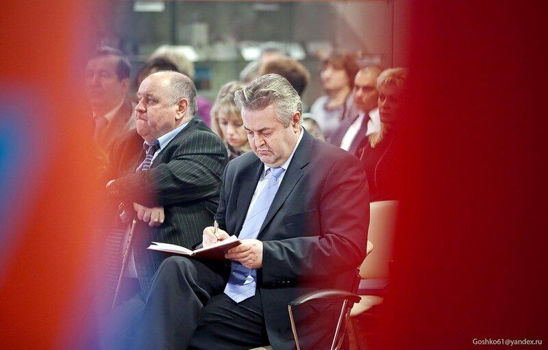 в Одинцово в конференц-зале библиотеки Одинцовского гуманитарного института во вторник 15 марта 2011 прошло заседание «круглого стола» местных отделений политической партии «Единая Россия» Одинцовского района, Власихи и Кранознаменска.