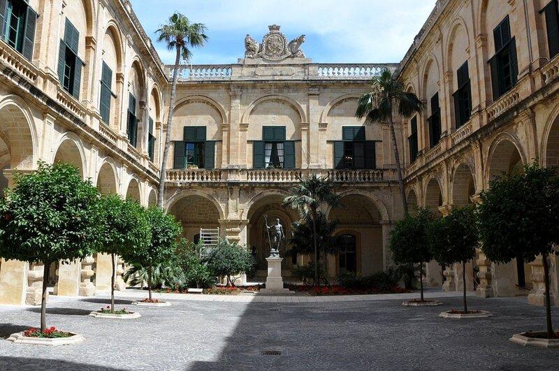 Путешествие на Мальту