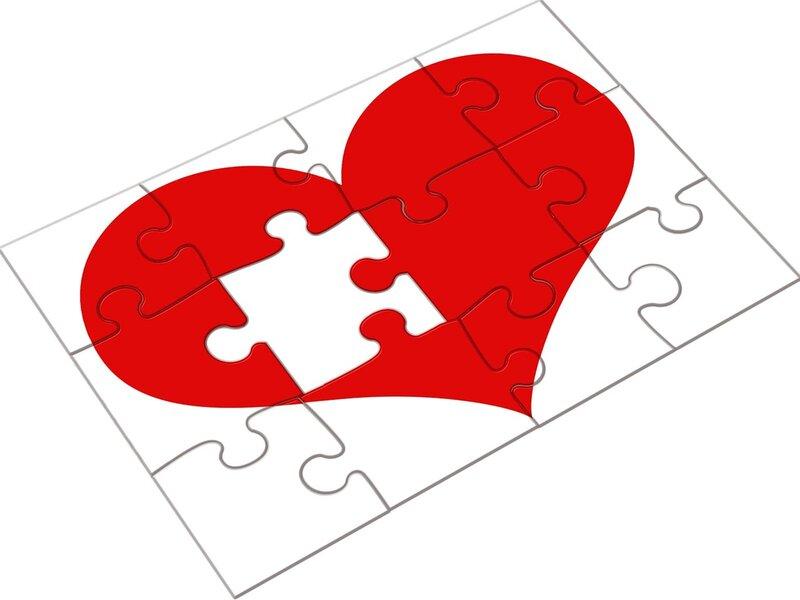 Подари сердце в День Святого Валентина