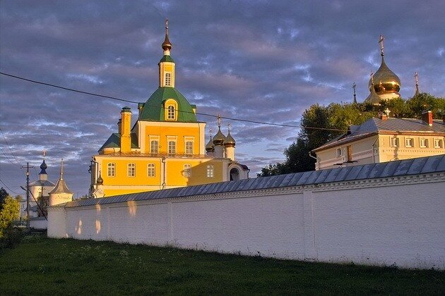 Свято-Никольский женский монастырь. Переславль-Залесский