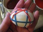 Крашенки -идеи окрашивания пасхальных яиц