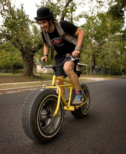 велосипеды необычные фото