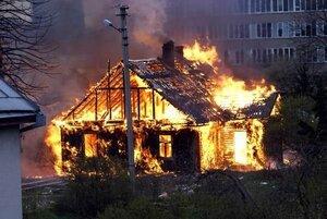 Житель Приморья погиб в результате пожара