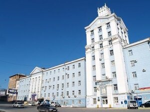 Во Владивостоке вдоль гостевого маршрута реконструируют здания