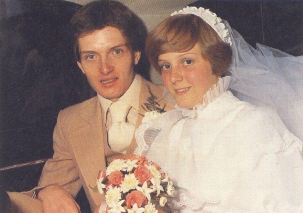 Ian Curtis & Deborah