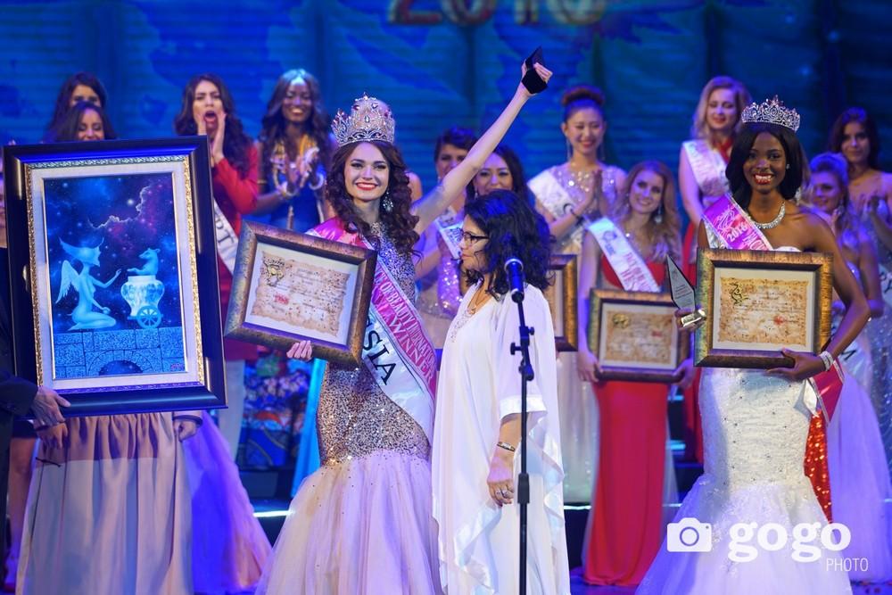 Россиянка выиграла конкурс «Самое красивое лицо мира»