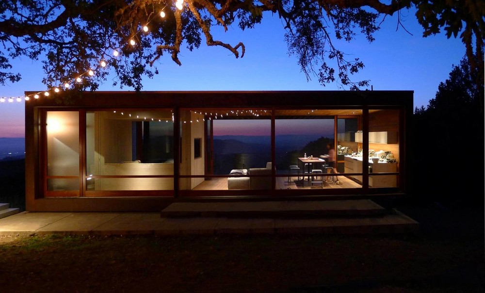 Крошечный дом для директора Apple