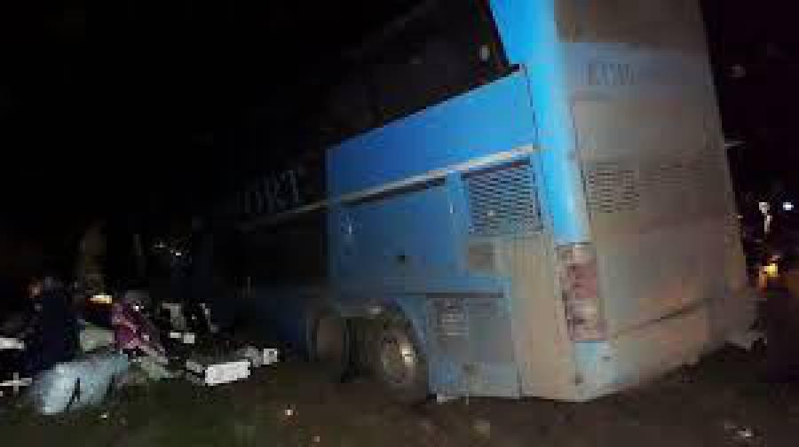 В результате ДТП в Московской области один украинец погиб и двое травмированы, - МИД