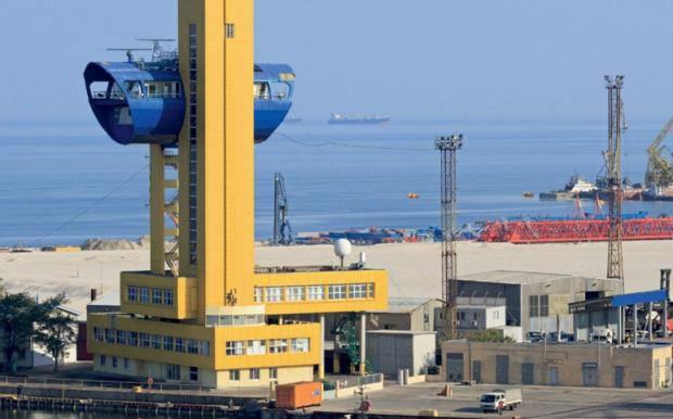 Сезонная скидка: Одесский припортовый завод могут продать вдвое дешевле