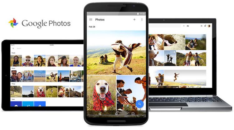 Google обновила «Google-Фото»