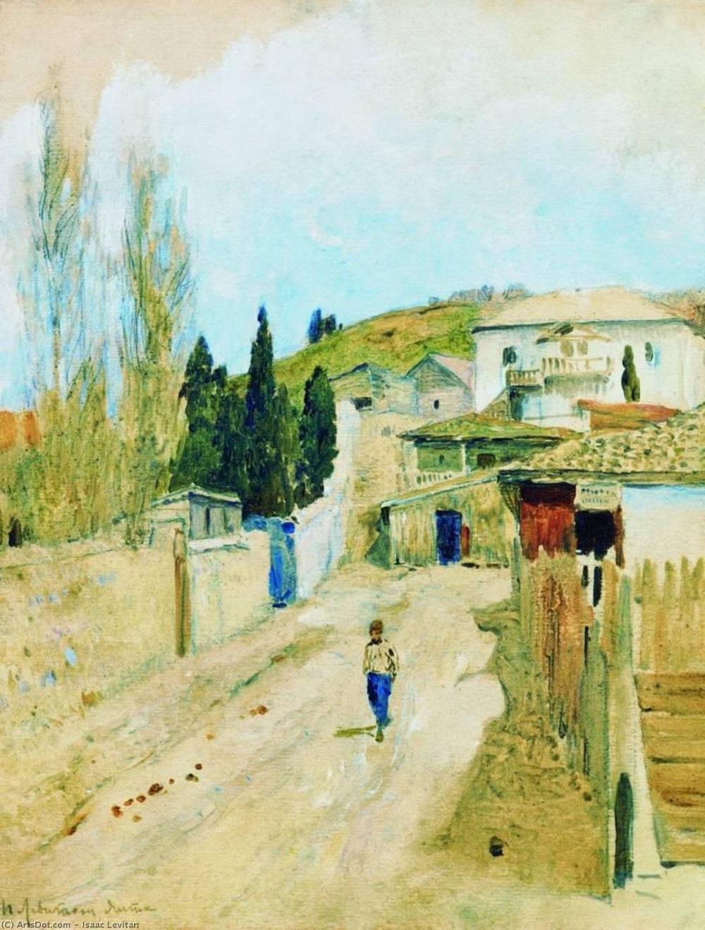Крым Исаака Левитана: «Вот где вечная красота...»