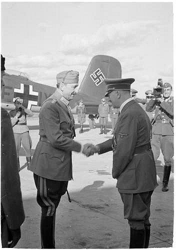 Гитлер и Маннергейм-2