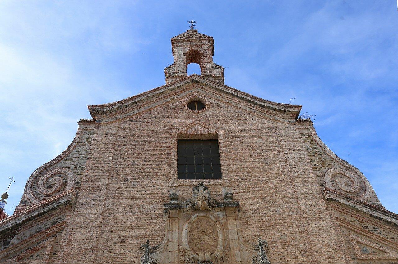 Church of the Holy Trinity (Iglesia Nueva), Guadalupe